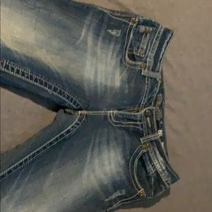 Miss Me Jeans Easy Boot
